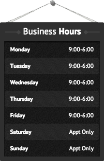 DNA business hours